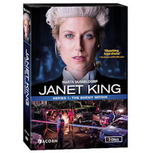 Janet King: Series 1: The Enemy Within