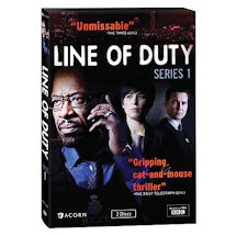 Line of Duty: Series 1 DVD