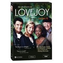 Lovejoy: Series 6 DVD
