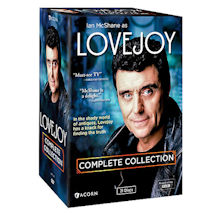 Lovejoy: The Complete Collection DVD