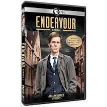Endeavour: Pilot & Series 1 DVD