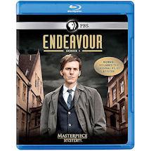 Endeavour: Pilot & Series 1 Blu-ray