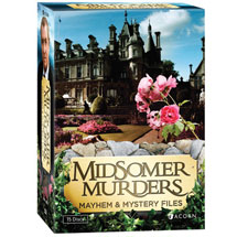 Midsomer Murders: Mayhem & Mystery Files