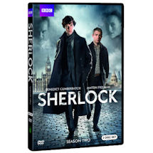 Sherlock: Season 2   (BBC) DVD & Blu-ray