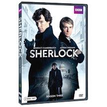 Sherlock: Season 3   (BBC) DVD & Blu-ray