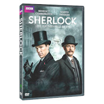 Sherlock: The Abominable Bride DVD & Blu-ray