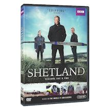 Shetland: Season 1 & 2 DVD