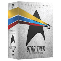 Star Trek: The Original Series Complete Collection
