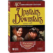 Upstairs, Downstairs: Series 2 DVD