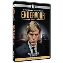 Endeavour: Series 2 DVD & Blu-ray