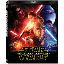 Star Wars: Episode VII: The Force Awakens DVD, Blu-ray and Digital HD Combo