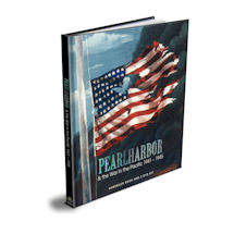 Pearl Harbor and the War in the Pacific: 1941-1945 Book and DVDs