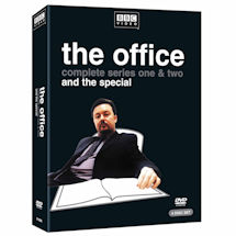 The Office: The Complete BBC Collection