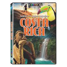 Costa Rica DVD