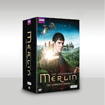 Merlin: The Complete Series  S/24 DVD