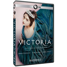 Pre-Order Masterpiece Victoria Series 1 DVD or Blu-ray