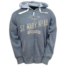St Mary Mead Zipper Hoodie