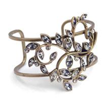 Jeweled Vine Cuff