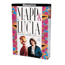 Mapp & Lucia: Series Two