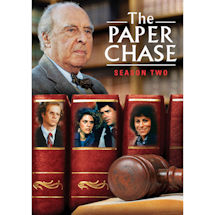 The Paper Chase: Season 2 DVD