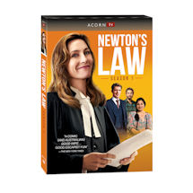 Newton's Law, Season 1 DVD
