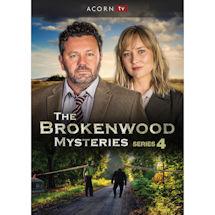 Brokenwood Mysteries: Series 4 DVD & Blu-ray