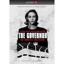 The Governor: The Complete Collection DVD