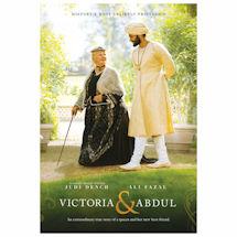 Victoria & Abdul DVD & Blu-ray