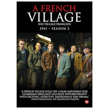 A French Village: Season 2 DVD