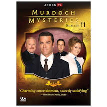 Murdoch Mysteries, Season 11 DVD & Blu-ray