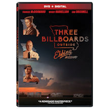 Three Billboards Outside Ebbing Missouri DVD & Blu-ray