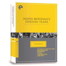 Ingrid Bergman's Swedish Years DVD