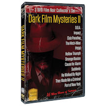 Dark Film Mysteries II DVD