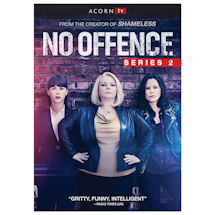 No Offence: Series 2 DVD