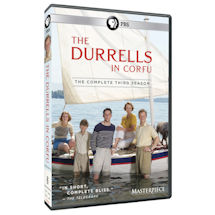 The Durrells in Corfu: Season 3 DVD