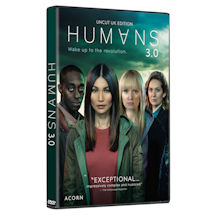Humans 3.0 DVD & Blu-ray