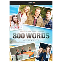 800 Words: Season 3, Part 2 DVD