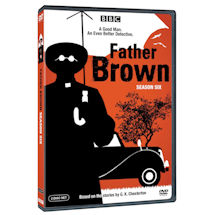 Father Brown: Season 6 DVD