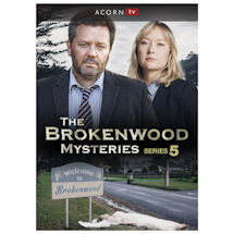 PRE-ORDER Brokenwood Mysteries Series 5 DVD & Blu Ray