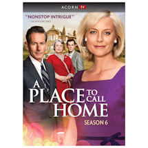 PRE-ORDER A Place to Call Home: Season 6 DVD