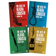 Best of Agatha Christie Vol 1-4