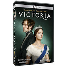 Victoria Season 3 DVD &  Blu-ray