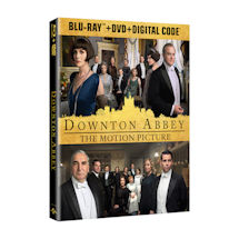 PRE-ORDER Downton Abbey The Movie DVD & Blu-Ray