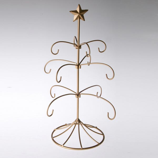 Exclusive metal bride s tradition ornament display tree