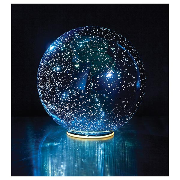 Lighted Blue Crystal Ball 51 Reviews 3 78 Stars