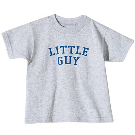 Little Guy Shirt