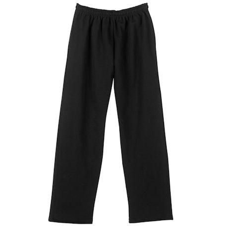Black Ladies Sweatpants