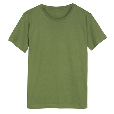 Olive Ladies T-Shirt