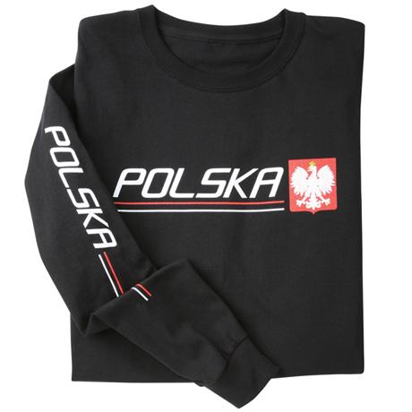 International Pride Long Sleeve Shirt - Polska