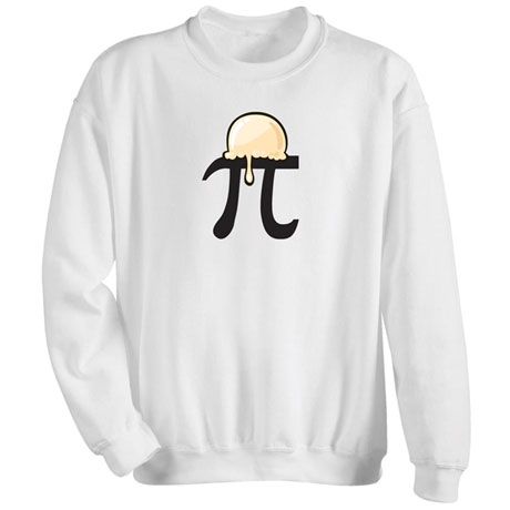 Pi A La Mode Sweatshirt